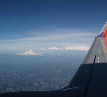Mt. Rainier-Symbol of the Northwest by PhotoLabDgl26