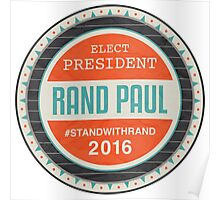 Vote Rand Paul 2016 Poster