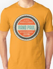 Vote Rand Paul 2016 T-Shirt