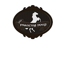 Prancing Pony Photographic Print