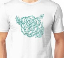 Rose Sketch 2 Unisex T-Shirt