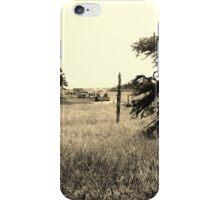 Hidden Warf iPhone Case/Skin