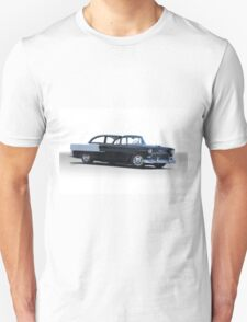 1955 Chevrolet 'Post' Coupe 210 T-Shirt