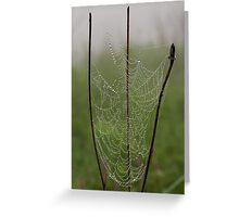Trident Web Greeting Card