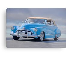 1946 Buick 'Super' Convertible Metal Print