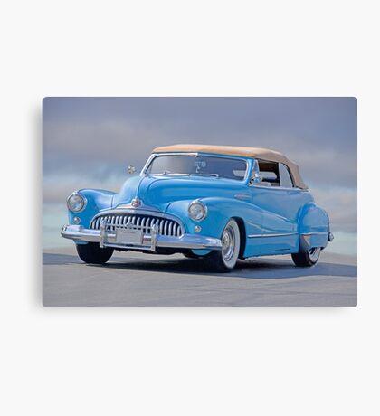 1946 Buick 'Super' Convertible Canvas Print