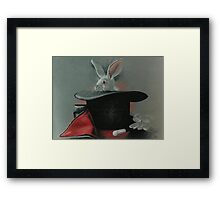 The Magician's Wares Framed Print