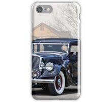 1932 Pierce Arrow Model 54 Club Brougham iPhone Case/Skin