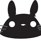 Totoro (My Neighbor Totoro) by Sean Middleton