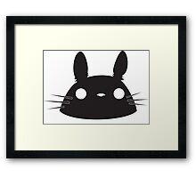 Totoro (My Neighbor Totoro) Framed Print