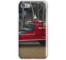 Jack Daniels Fire Brigade iPhone Case/Skin