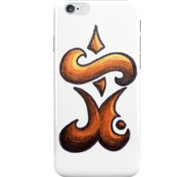 Eternal /  مؤبد (gold) iPhone Case/Skin