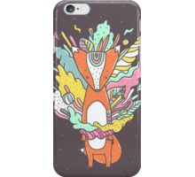Abstract Fox iPhone Case/Skin