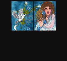 White Winged Dove Unisex T-Shirt