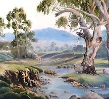 Another AUSTRALIA DAY by Diko