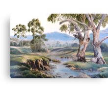 Another AUSTRALIA DAY Canvas Print