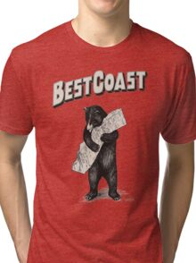 Best Coast HQ Tri-blend T-Shirt