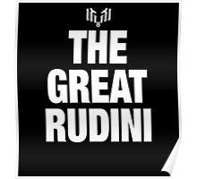 The Great Rudini | Rudy Gay Poster