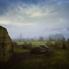 Castlerigg Stone Circle, Cumbria. UK by David Lewins