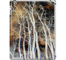 Negative Thoughts. iPad Case/Skin