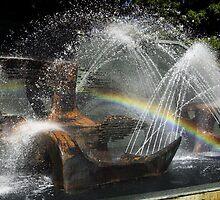 Captain Cook Fountain by Denise McDermott
