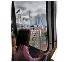 Sydney Monorail #1 Poster