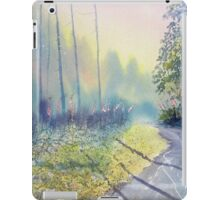 Rambling amidst the Rosebay iPad Case/Skin