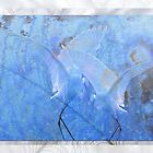 I love you n.2 Greeting card by Heike Schenk Arena