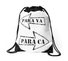 Para ca Drawstring Bag
