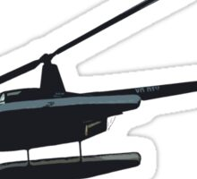 Helicopter  Sticker