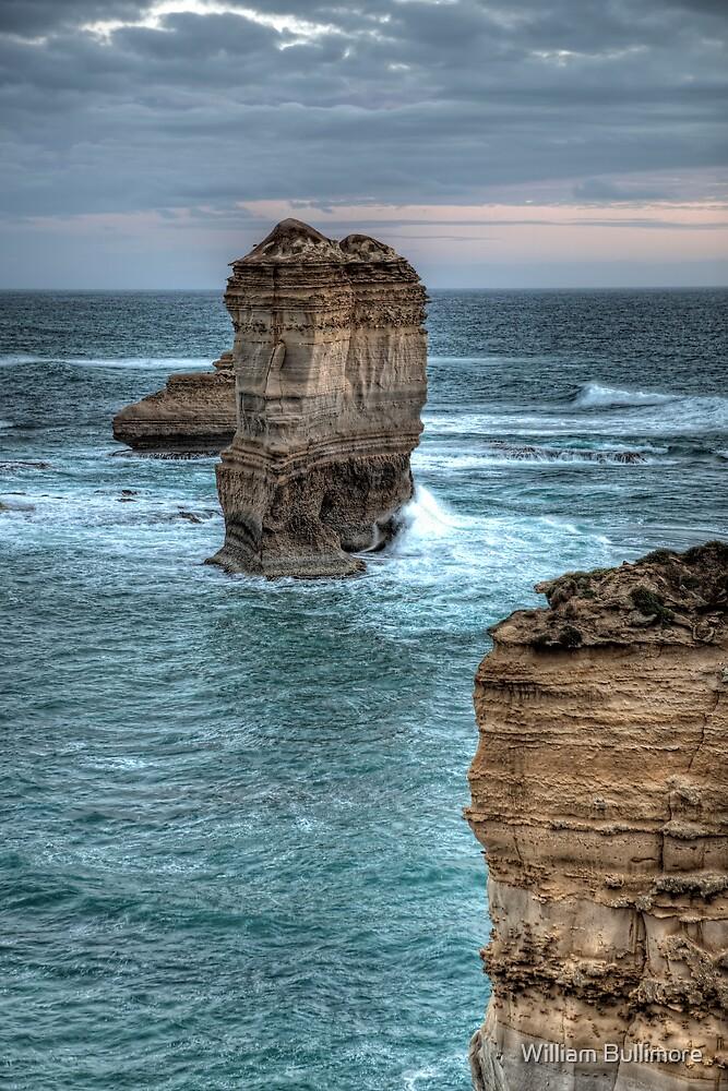 Limestone Stack • Victoria by William Bullimore