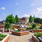 Corporation Street Garden, Derby by Rod Johnson