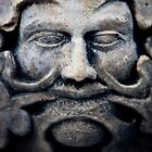Green Man by Minna  Waring