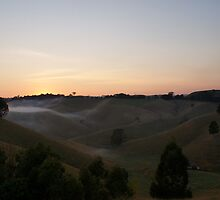 Volcanic Mist by Stacy Hill