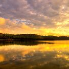 Peace - Narrabeen Lakes, Sydney - The HDR Experience by Philip Johnson