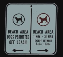 No Dogs  by Anne koufos