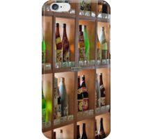 Shelves Of Sake And Sochu iPhone Case/Skin