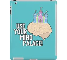 USE YOUR MIND PALACE iPad Case/Skin