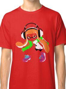 Splatoon Inkling Color Art Classic T-Shirt