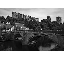Castle and Cathedral Photographic Print