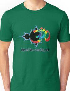 Heed The Fractal Om Unisex T-Shirt