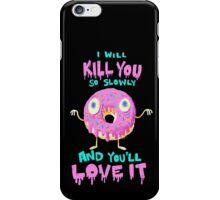 Killer Donut iPhone Case/Skin