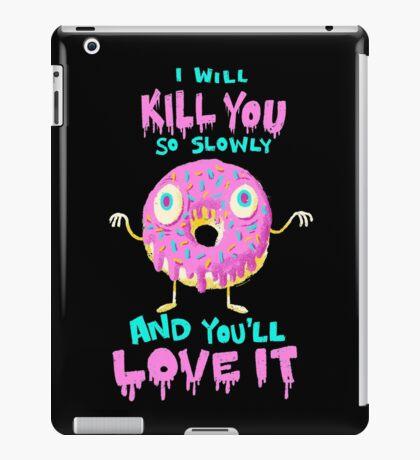 Killer Donut iPad Case/Skin