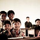 School's in by Daniel Neuhaus