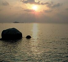 Sunrise, Ko Tao, Thailand by nwphotograpy