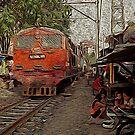 Train by mrfriendly