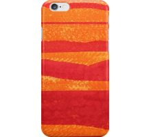 Stacked Landscapes original painting iPhone Case/Skin
