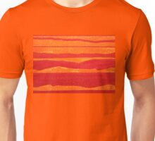 Stacked Landscapes original painting Unisex T-Shirt