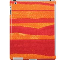 Stacked Landscapes original painting iPad Case/Skin