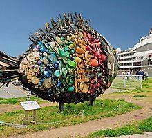 Trash Fish by phil decocco